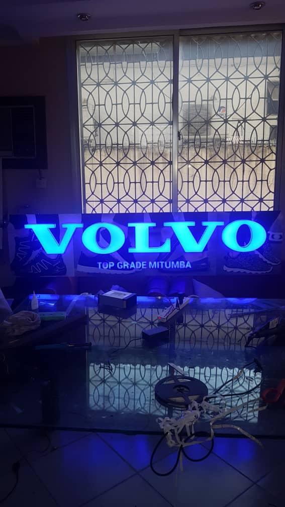 LED Lit Letter Signs